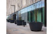Bespoke heavy duty tree planters