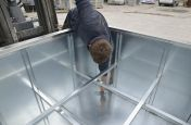 Sacrificial Linerswith 1.5mm Galvanised Steel Planters