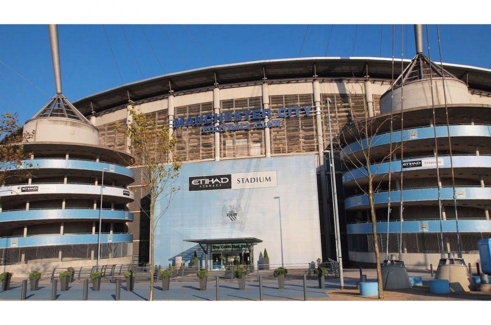 The City Of Machester Stadium