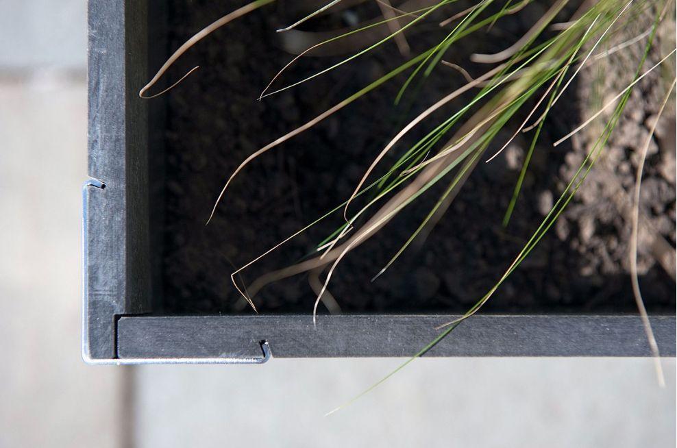 Fibre Reinforced Cement Panel Planters