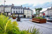 Big Tom McBride landscaping scheme