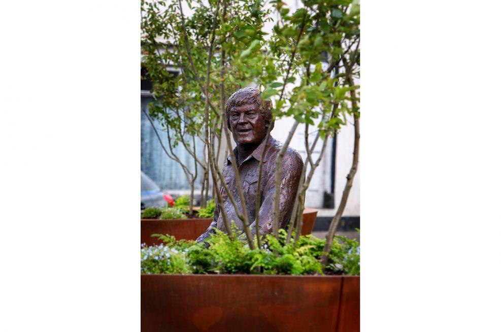 Big Tom McBride statue