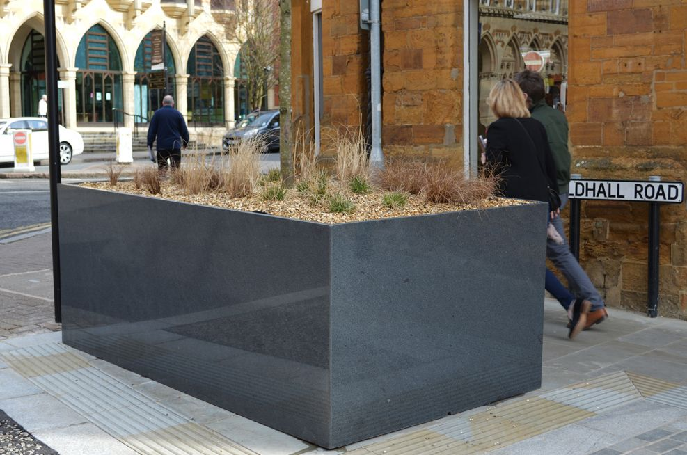 Guildhall Road Smallest Weatherproof Planter