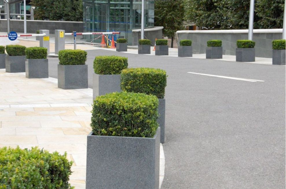 500mm IOTA Cube Planters