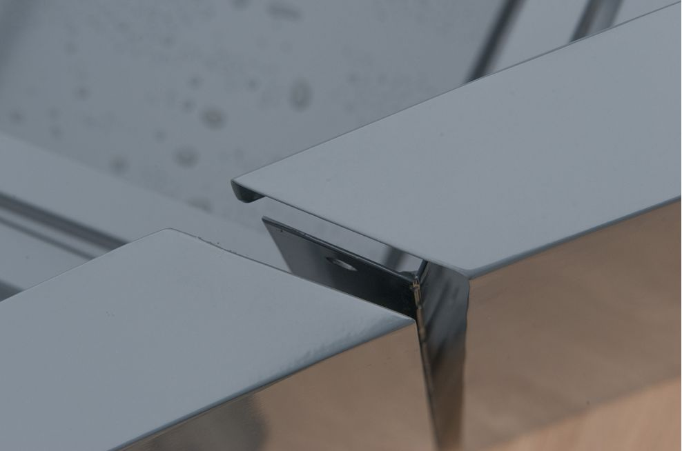 Detail Of The Rim Joint On Planter 2