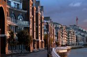 Plantation Wharf Apartments Overlooking The Sea
