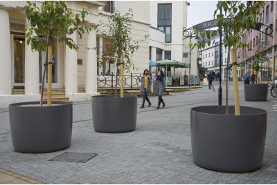 Boulevard Planters At Regent Court, Royal Leamington Spa