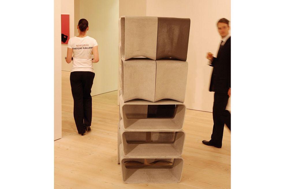 A Look Around The Saatchi Gallery