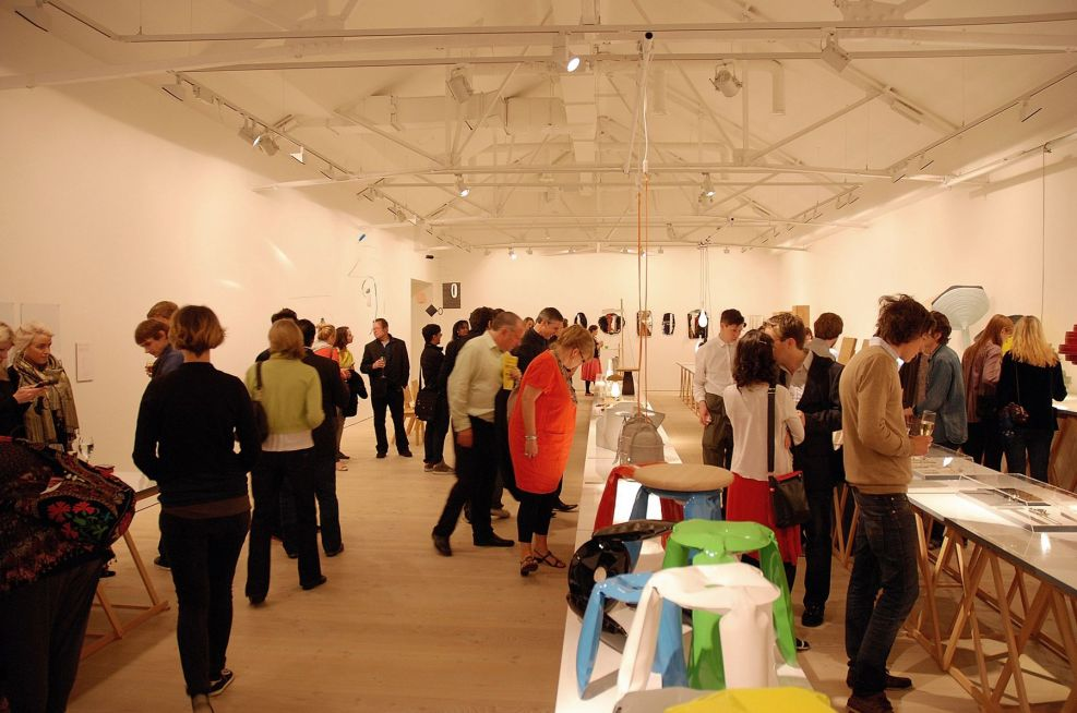 The Connectors Exhibition