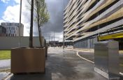 Tree planters for public realm