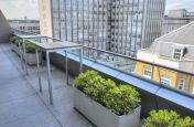 Powder Coated Telegrau 4 Planters