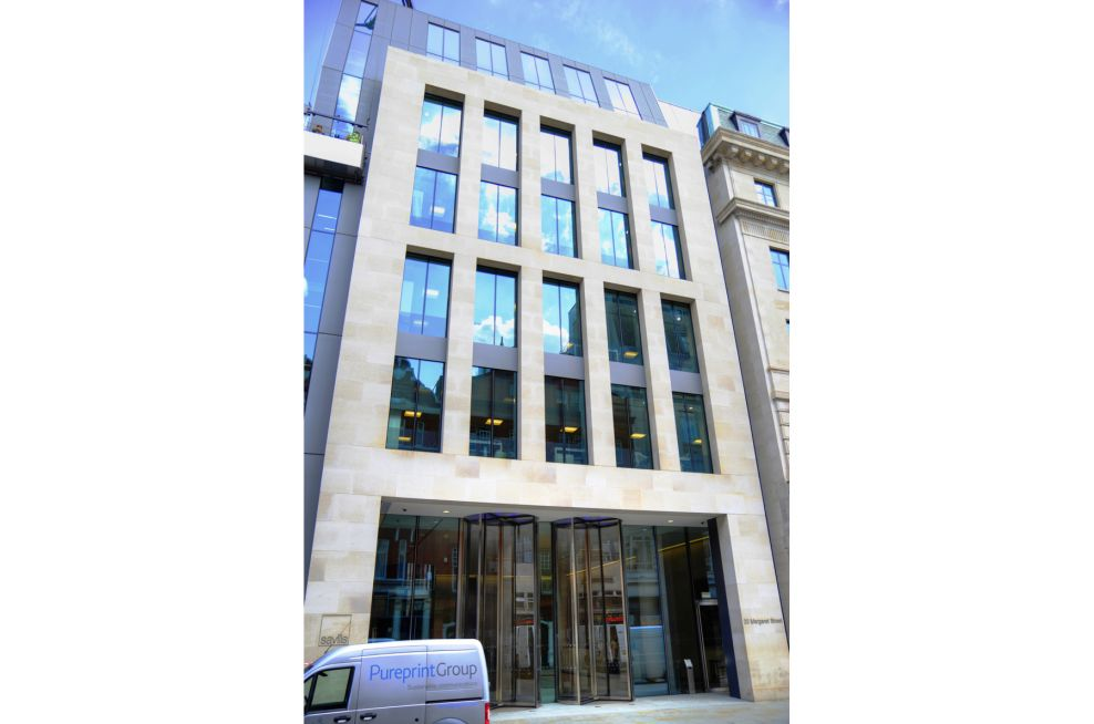 Savills New Global Headquarters, London