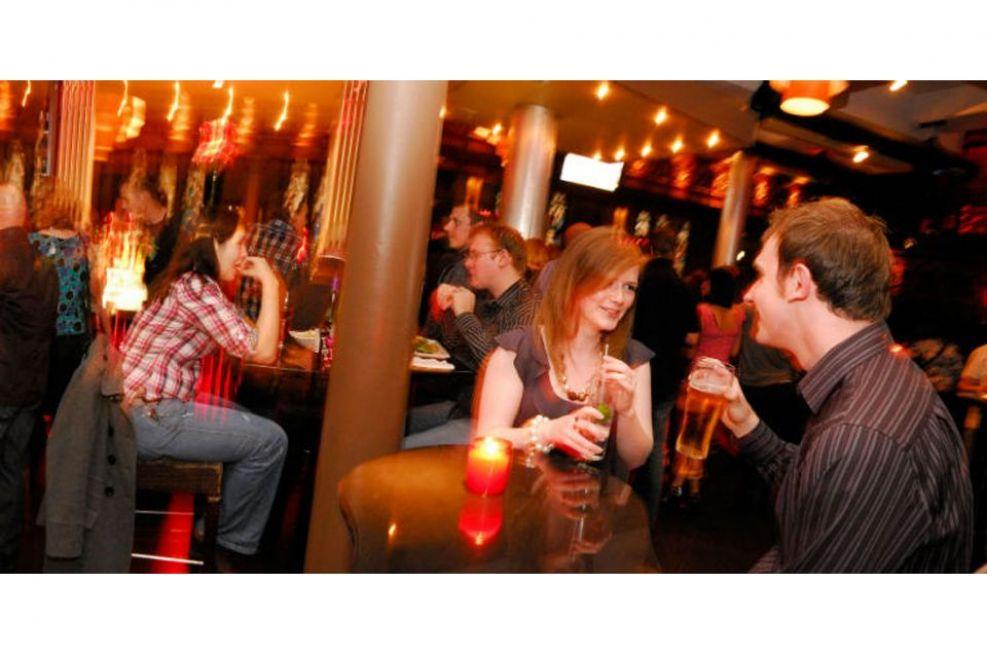 Inside Of The Soul Bar, Aberdeen