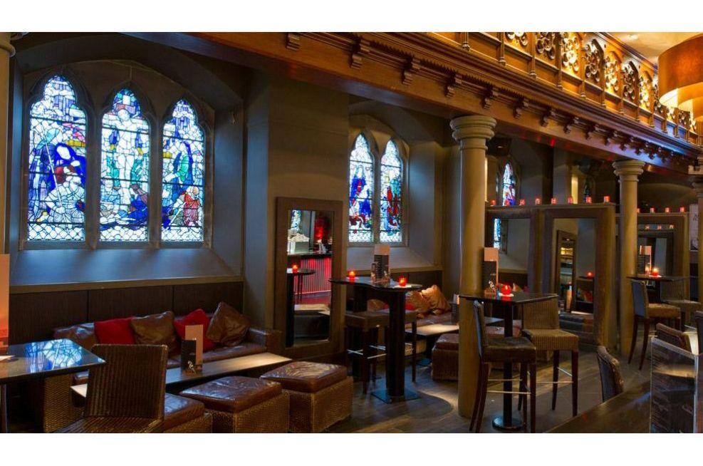 Interior Of The Soul Bar, Aberdeen