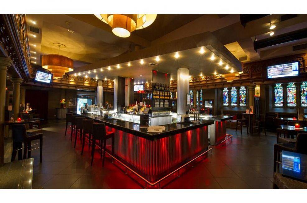 The Bar at the Soul Bar, Aberdeen
