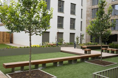 Residential landscaping solutions