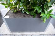 Fibre Reinforced Concrete and Steel Planters