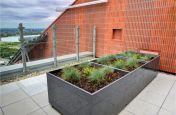 3 Planters of The Smallest on the 14th Floor