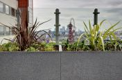 Granite Planters From IOTA