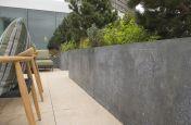 Weatherproof Bespoke Zinc Cladded Planters From IOTA