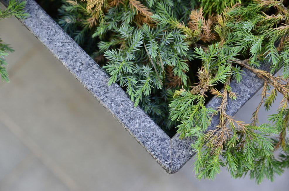 Close Up Of Granite Natural Stone Grain