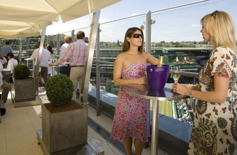 Fresco Planters At Wimbledon Centre Courts Rooftop Bar