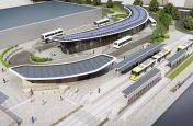 Concept Design Of The Wythenshawe Transport Hub, Manchester