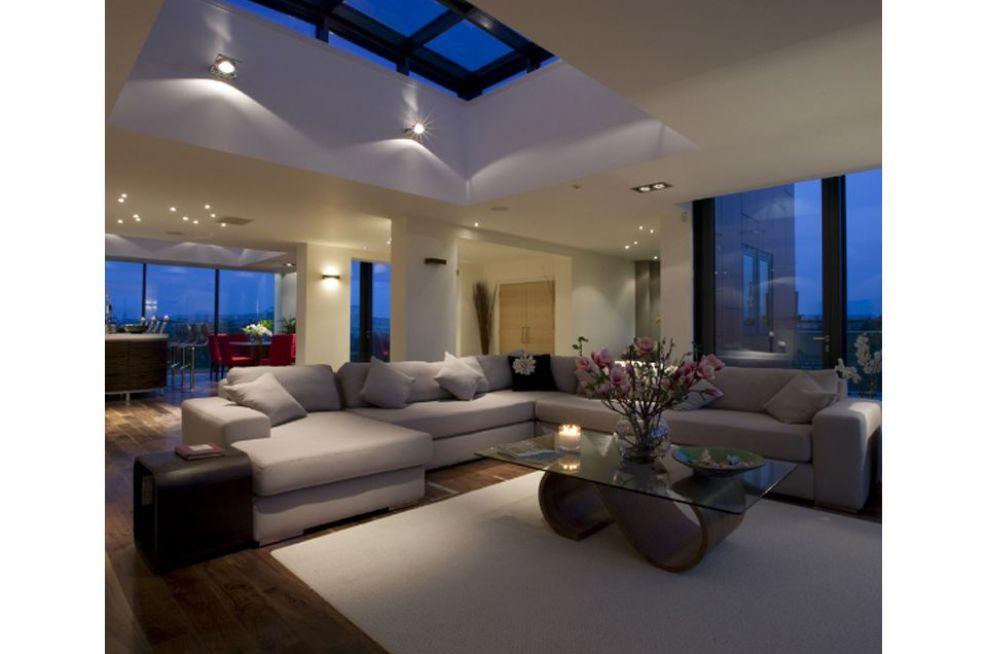 Inside the XXIII Ravelston Terrace in Edinburgh