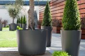Large Boulevard KYOTO Planters