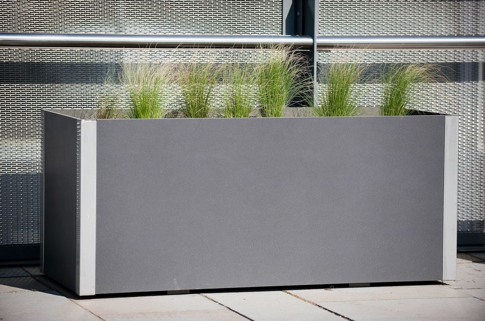 Profile Of Delta Carat Trough Planters