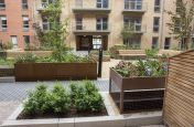 Corten Steel And Bespoke Corten Steel Planters