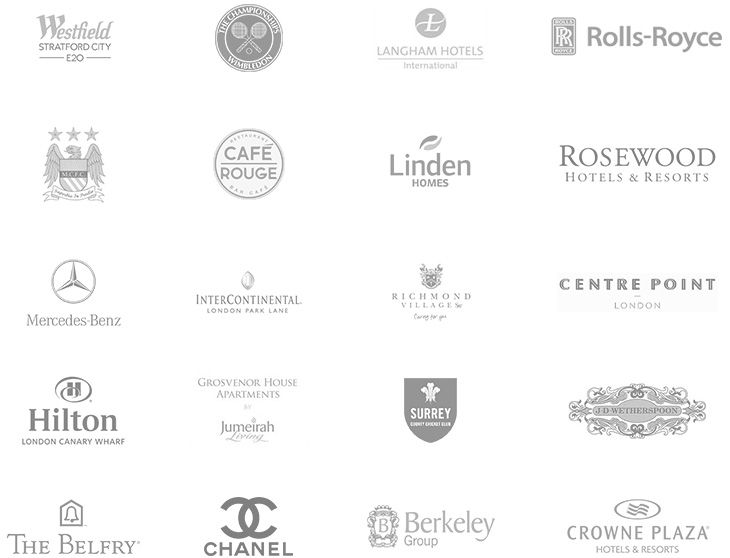 commercial planters uk logos